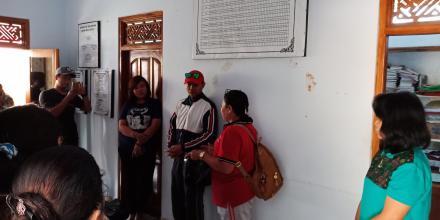 Kegiatan Pendampingan Penumbuhan Rumah Pangan Lestari (PRPL) di Desa Gitgit